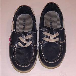 Carters toddler boy boat shoes